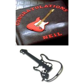 Electric guitar cutter