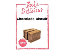 Bake Delicious Chocolade BIscuit - 500g