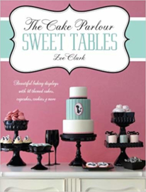 the cake parlour sweet table