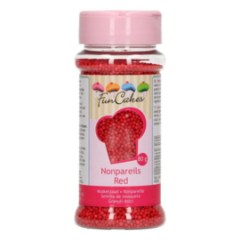 FunCakes Musketzaad -Rood- 80g