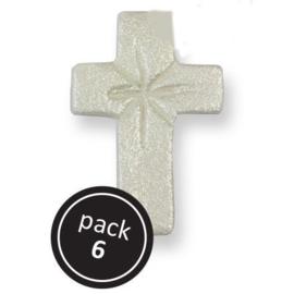 PME Pearl Cross pk/6