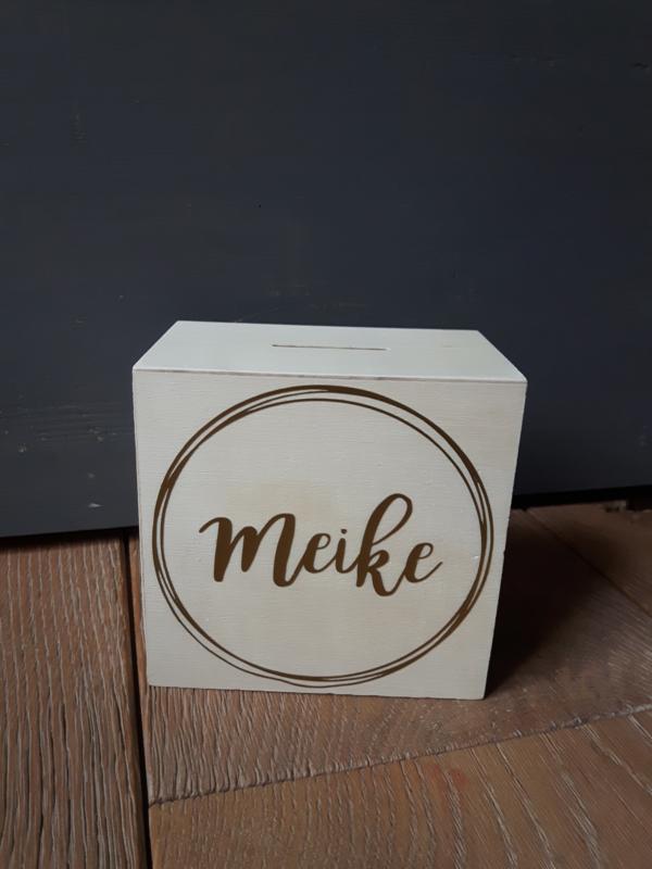 Spaarpot 'Meike'