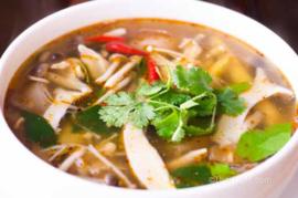 WUK | TOM YAM HED -1 liter (veggie)