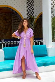 Wrapdress Dani Long - Violet