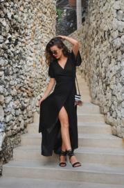 Wrapdress Dani Long - Black