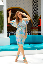 Dress Short Ava Paradise