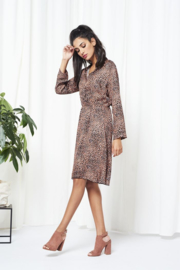 Romy Spotted Dress