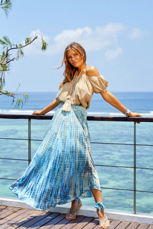 Skirt Bibi Blue Moon
