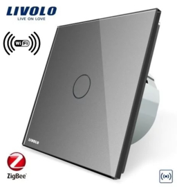 Livolo |  Gateway | Smart Home | WIFI Controller | Grey