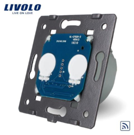 Livolo | Module | Double | 1 Way | Remote