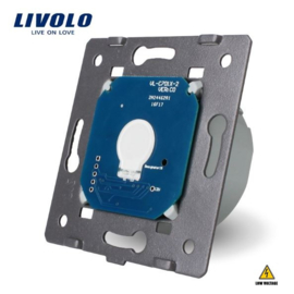 Livolo | Module | Single |  1 Way | Low Voltage | 12-24V DC