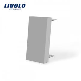 Livolo | Module | Frame | Cover | Grey