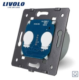 Livolo | Module | Double | 1 Way | Doorbell/Pulse