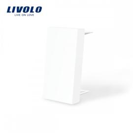 Livolo | Module | Frame | Cover | White