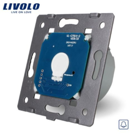 Livolo | Module | Single | 1 Way | Doorbell/Pulse