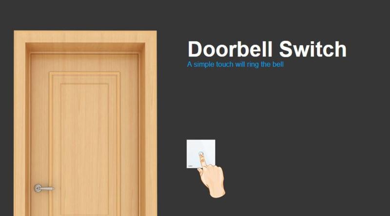 Livolo | Module | Single | 1 Way | Doorbell/Pulse