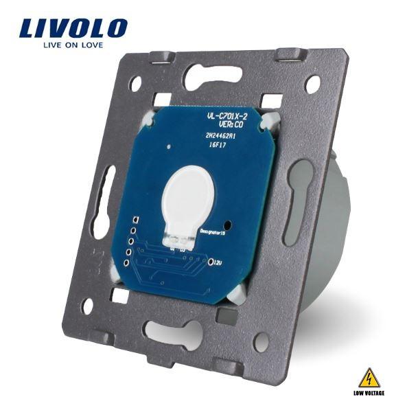 Livolo | Module | Single |  1 Way | Low Voltage | 12-24V DC