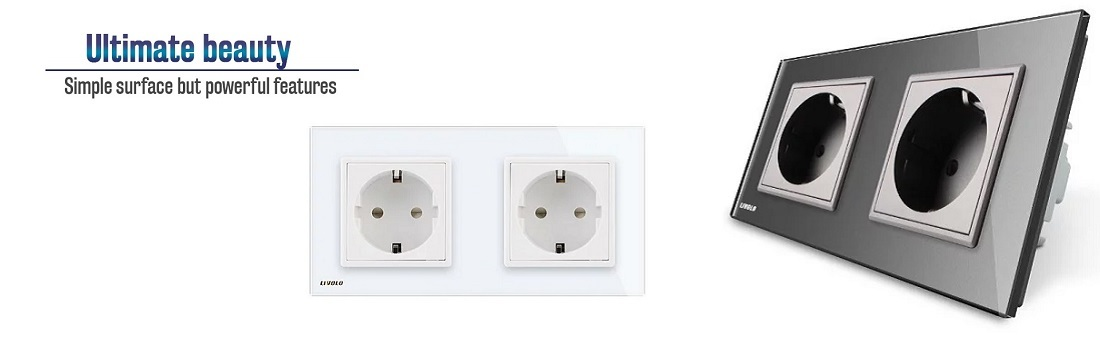 Livolo | Design Power Sockets