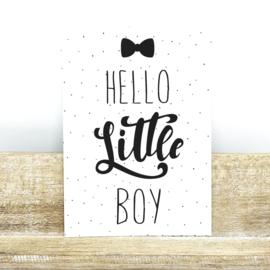 Hello Little Boy - A6