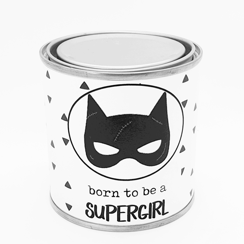 Born to be a SUPERGIRL