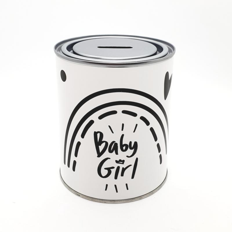 Baby Girl - spaarblik