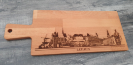 Borrel-serveerplank Leiden