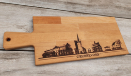 Borrel-serveerplank skyline GRUBBEVORS
