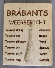 Brabants weerbericht