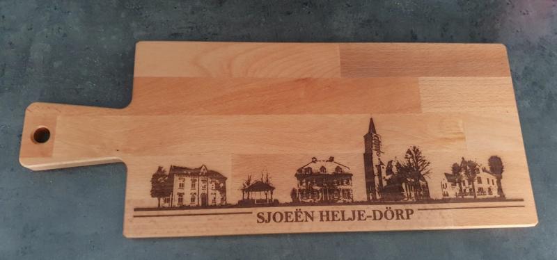 Borrel-serveerplank Sjoen Helje Dorp