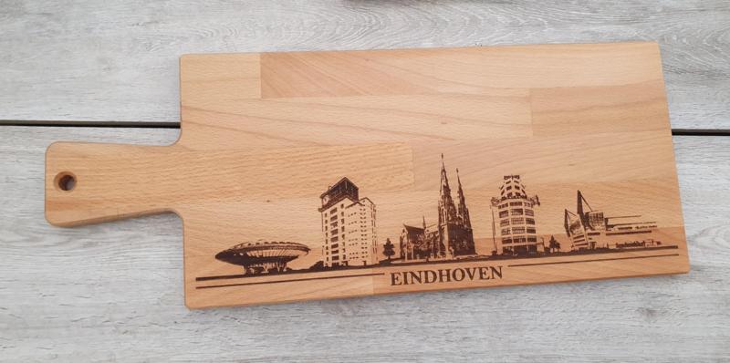 Borrel-serveerplank skyline EINDHOVEN