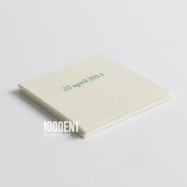 Accordion album linnen