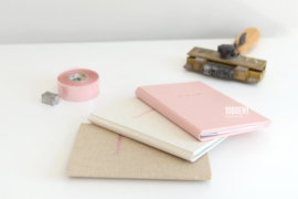Trouwboekjes linnen