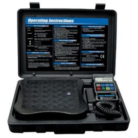 Oplaadbare elektronische weegschaal 98210-A