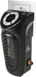 Mio Keramische luchtverhitter met stekker voor persoonlijk gebruik | Max. 350W