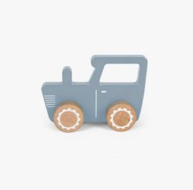 Little Dutch - tractor blauw