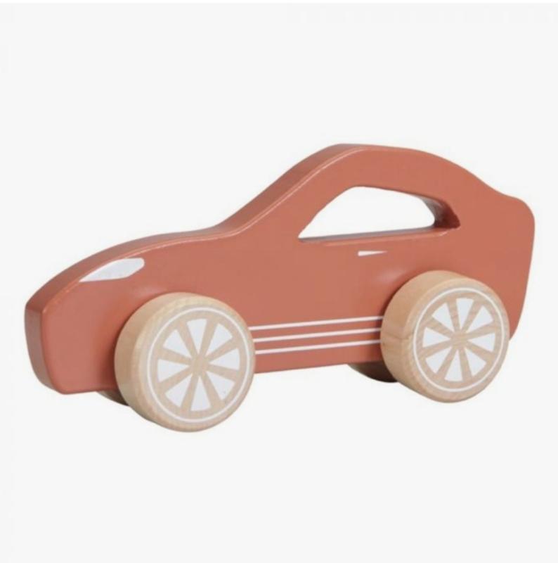 Little Dutch - sportauto roest