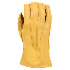 Handschoen WWII Leer Mosterd