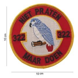 Embleem 322 Squadron