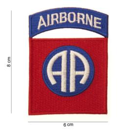 Embleem 82nd Airborne Division
