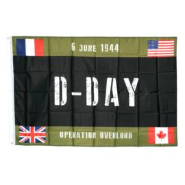 Vlag D-Day 75 jaar landen