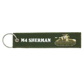 Sleutelhanger Sherman Tank M4