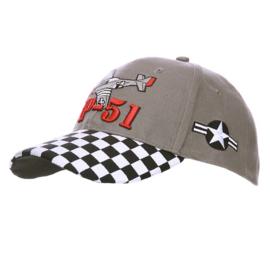 Baseball Cap P-51 Mustang