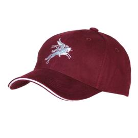 Baseball Cap Pegasus Bordo
