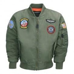 Kinder MA-1 Flight Jacket