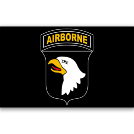 Vlag 101st Airborne Screaming Eagle