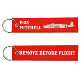 Sleutelhanger B-25 Mitchell Bomber