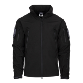 Soft Shell Jack 101INC Zwart