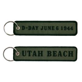 Sleutelhanger D-Day Utah Beach