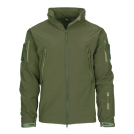 Soft Shell Jack 101INC Groen
