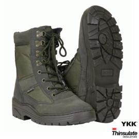 Fostex Sniper boots YKK